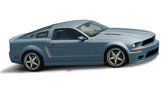 Ford Mustang 2005-2011
