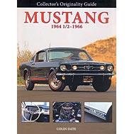 Boeken en Stickers Mustang
