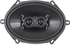 Speakers, Dual Voice Coil (DVC)