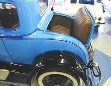 Kofferbak - Dickey Seat