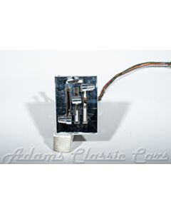 64-66 Verwarming Controle Paneel en Knoppen, Gebruikt; zie info